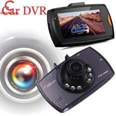 "HD 720P 2.4"" LCD Car Auto Camera Night Vision G-Sensor DVR Dashboard Dash Cam"