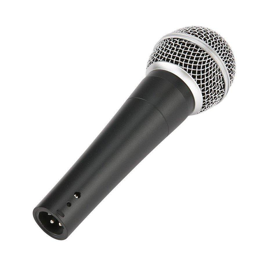 ERA SM-58 Dynamic Microphone Vocal Wired Recording Cardioid Microphones Instrument