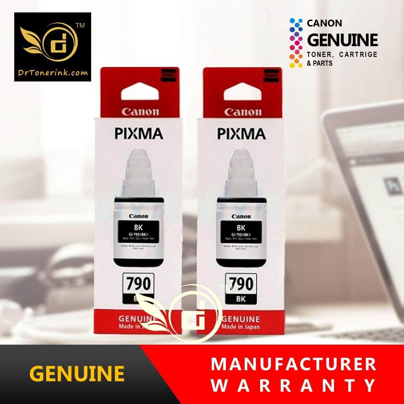Canon Original Gi 790 Tinta Printer Magenta G1000g2000g2003g300070 Pigment Ultimate Plus Uv G1000 G2000 G2003 G3000 Yellow 70 Ml