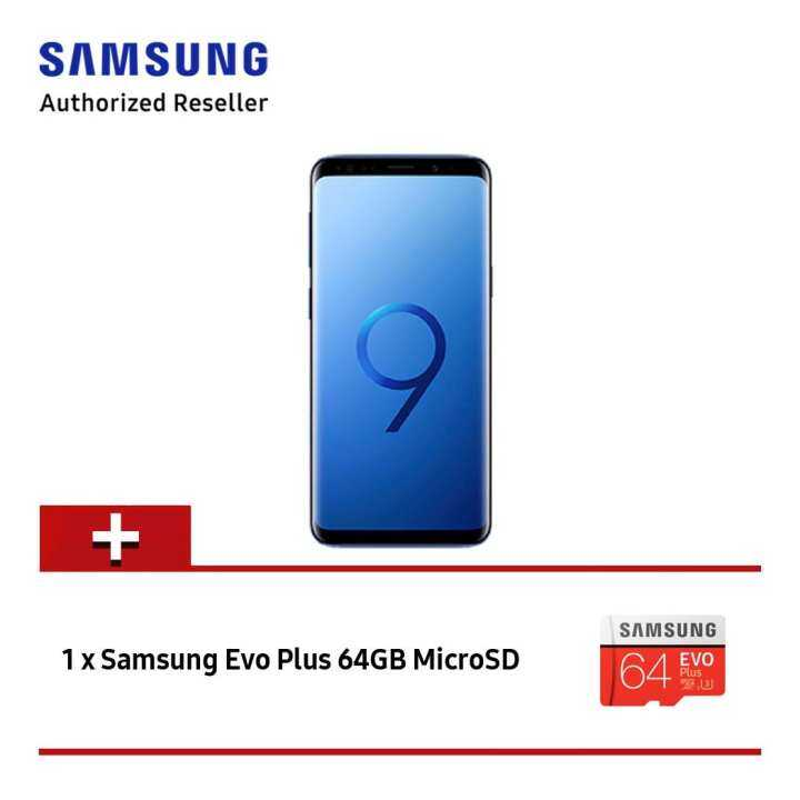 Samsung Galaxy S9 G960 64GB (Coral Blue)