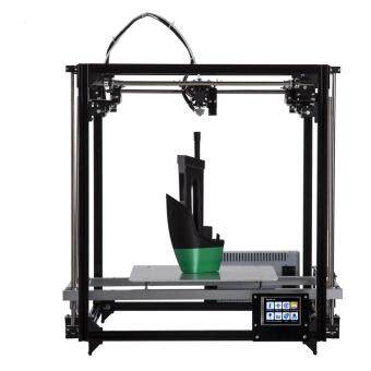 FLSUN Cube 3D Printer 260*260*350mm Printing Size With Auto-leveling Touch Screen Support Dual Z Motors 1.75mm 0.4mm Nozzle