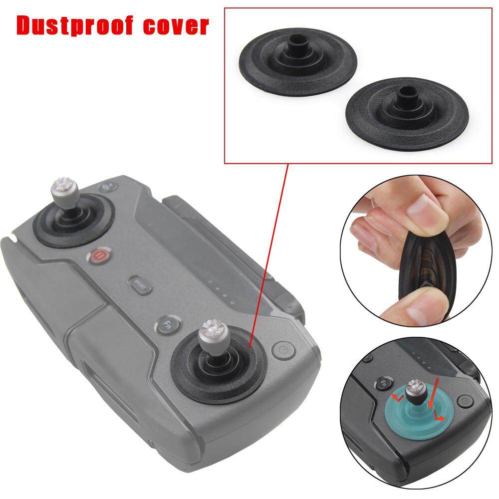 2PCS Remote-control Dustproof Cover Silicone Protector for DJI Spark