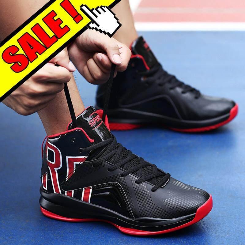 Yealon Sneaker Fashion Sepatu Sepatu Pria Sport Sepatu Basket Atasan Tinggi  Sneakers Size39-46 3aa9a547a4