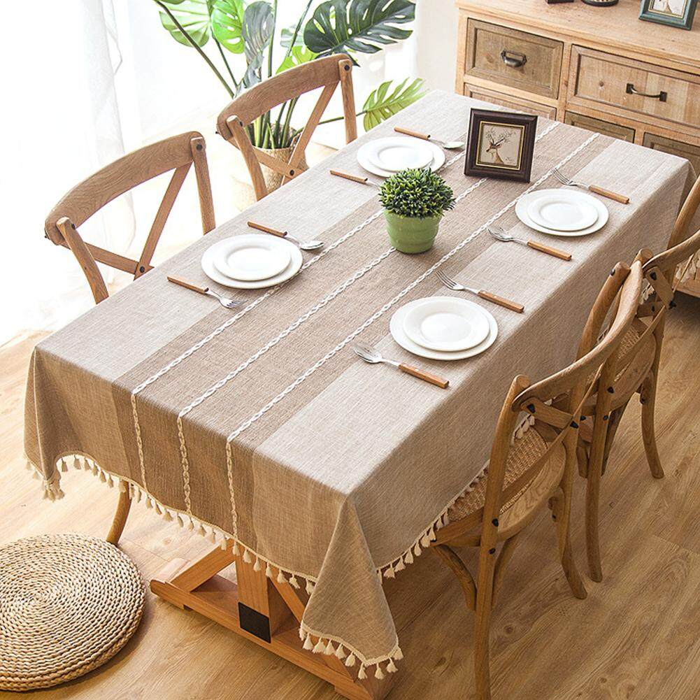 Wp Table Cloth Tel Lace Rectangle