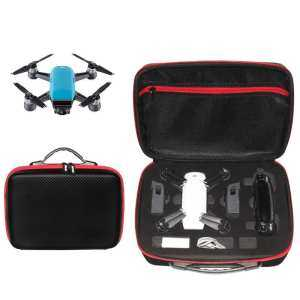 Hình thu nhỏ Clearance Sale Portable Travel Carrying Storage Handbag Box Waterproof for DJI Spark Drone