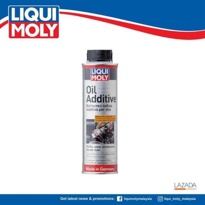 liqui moly oil additive engine treatment 2591 300ml lazada. Black Bedroom Furniture Sets. Home Design Ideas