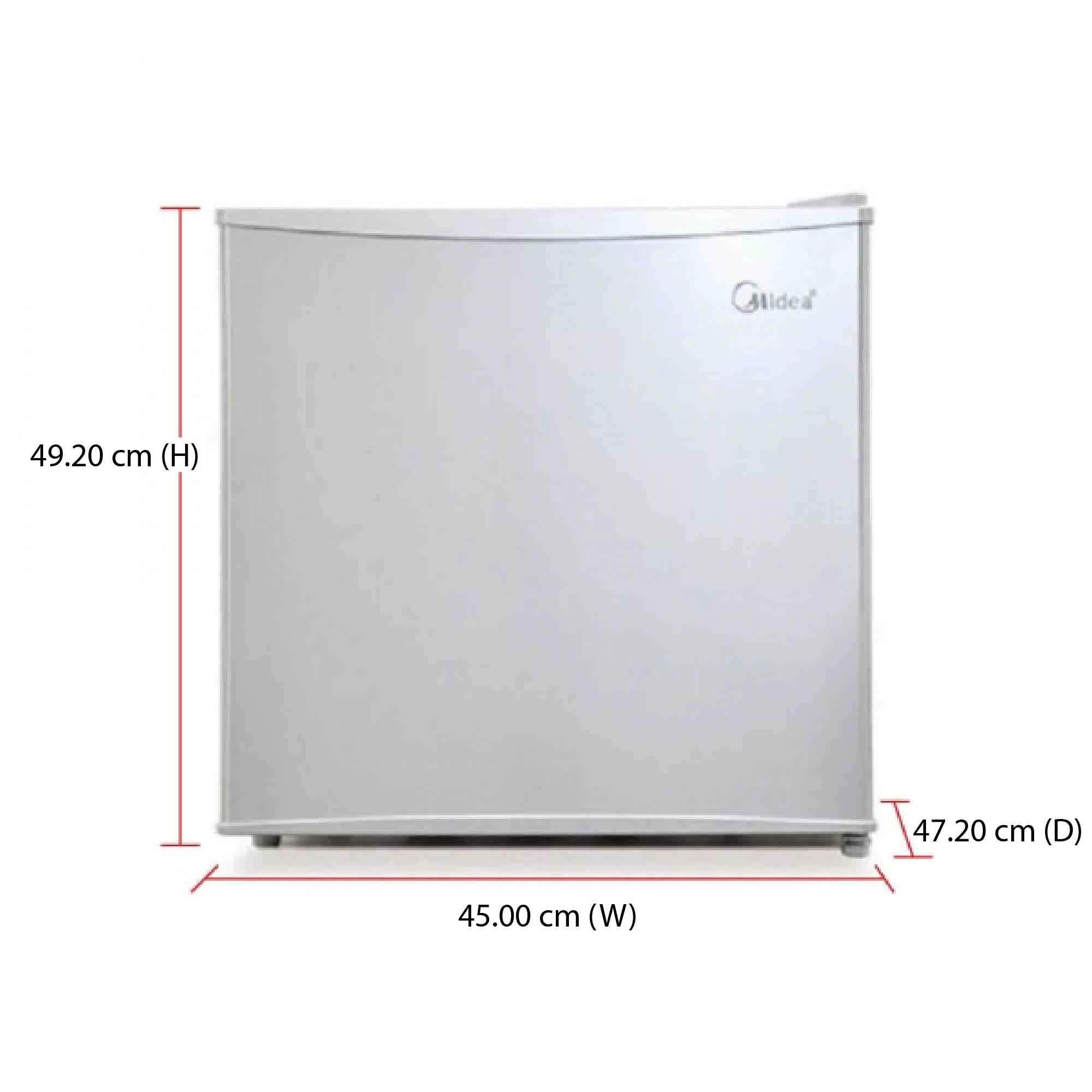 Midea Mini Bar Refrigerator MS-50 (50L)