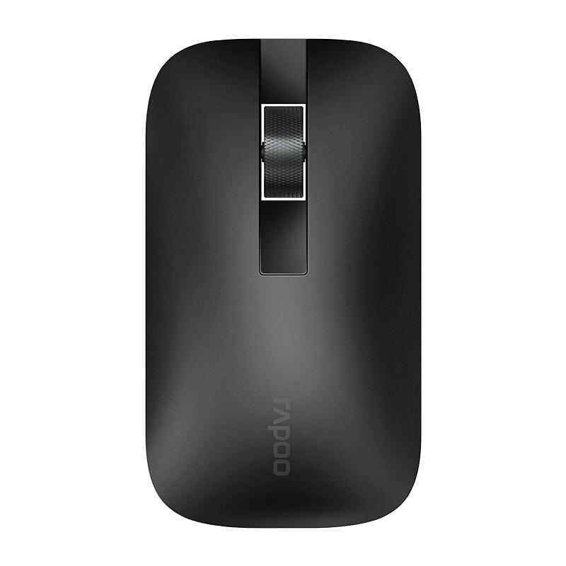Finemall Rapoo M550 Ultra-thin Multi Mode bluetooth 3.0/4.0 2.4GHz Wireless Mouse Silent Mouse For Office Use