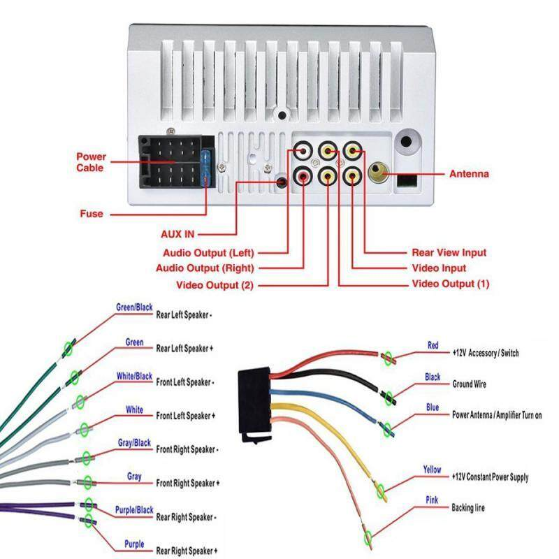 Diagram Wiring Radio Kereta - Schema Wiring Diagrams on
