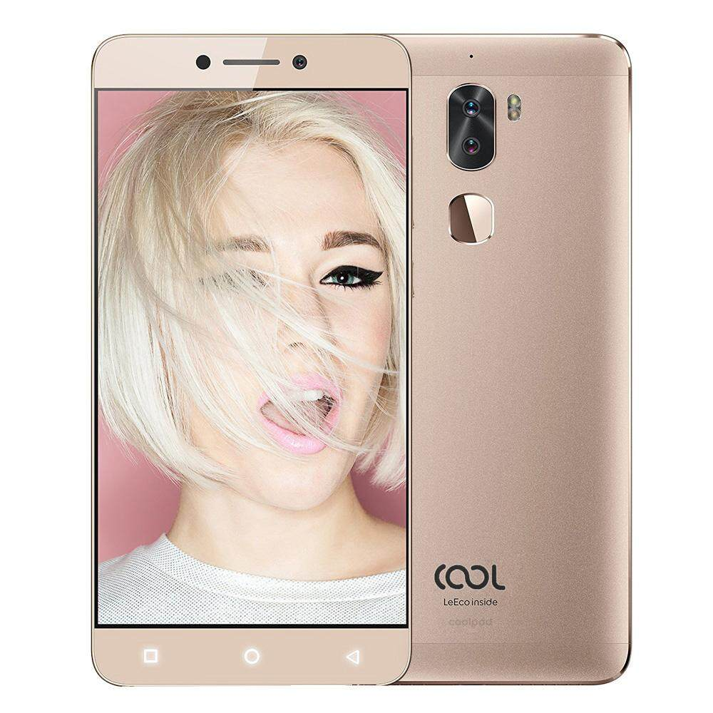 Flash DealCoolpad Cool 1 Mobile Phone 5.5-Inch 4GB RAM 32GB ROM