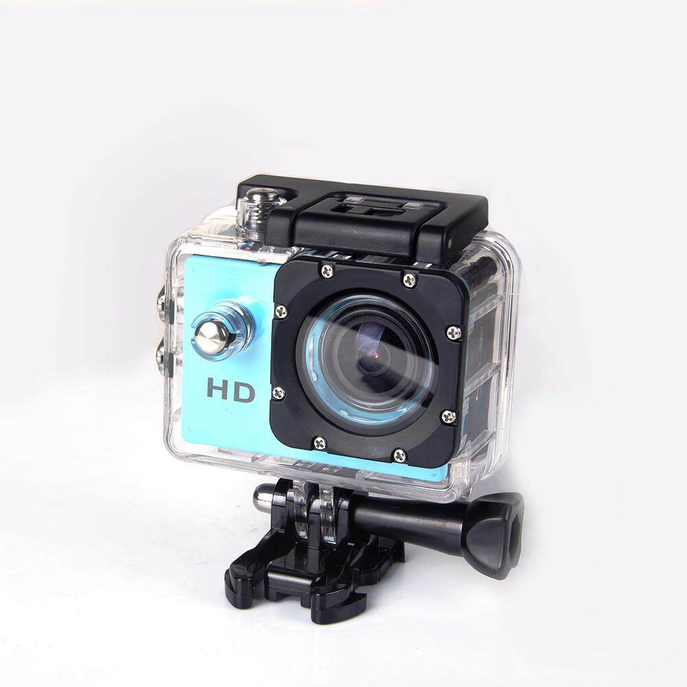 Action Underwater Camera Ultra HD Waterproof Sports Camera Wide-Angle Camera Kit