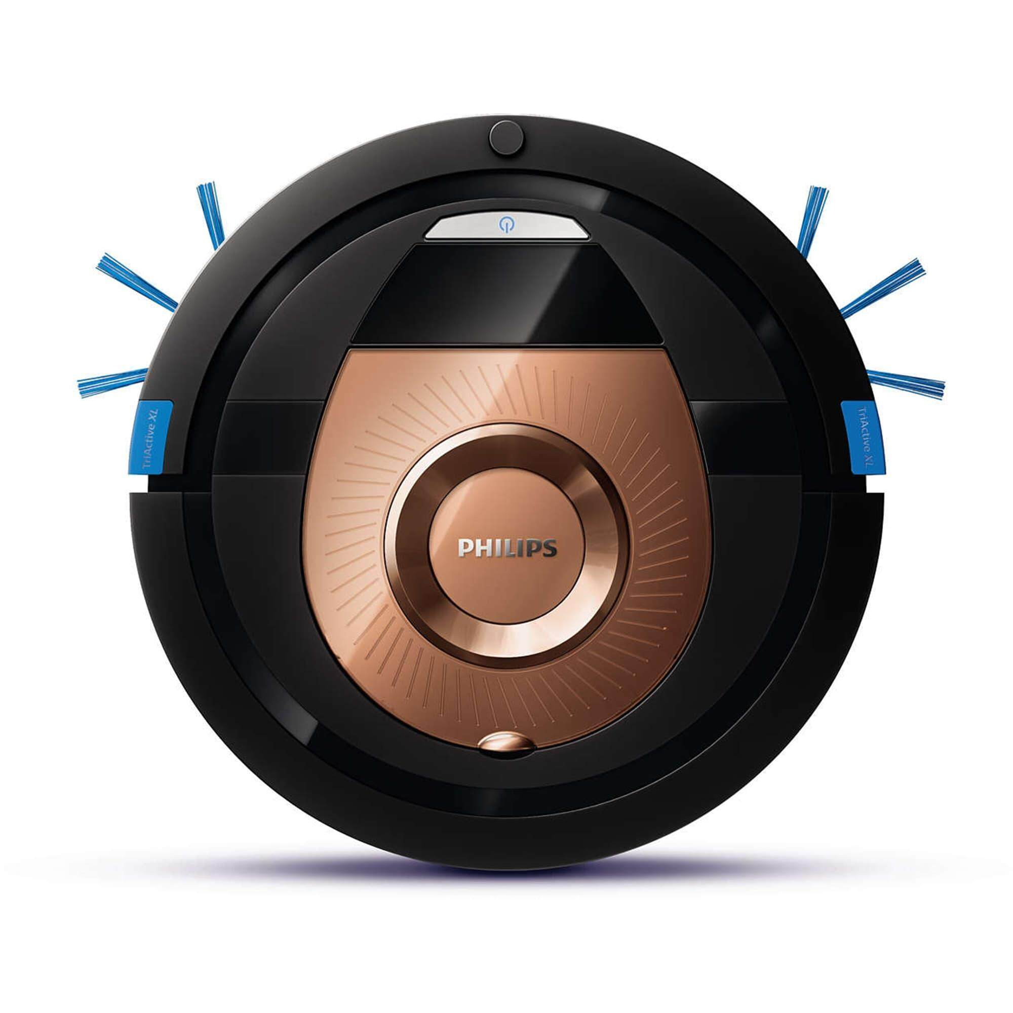 Philips Robot Vacuum Cleaner FC8776 With Remote Control