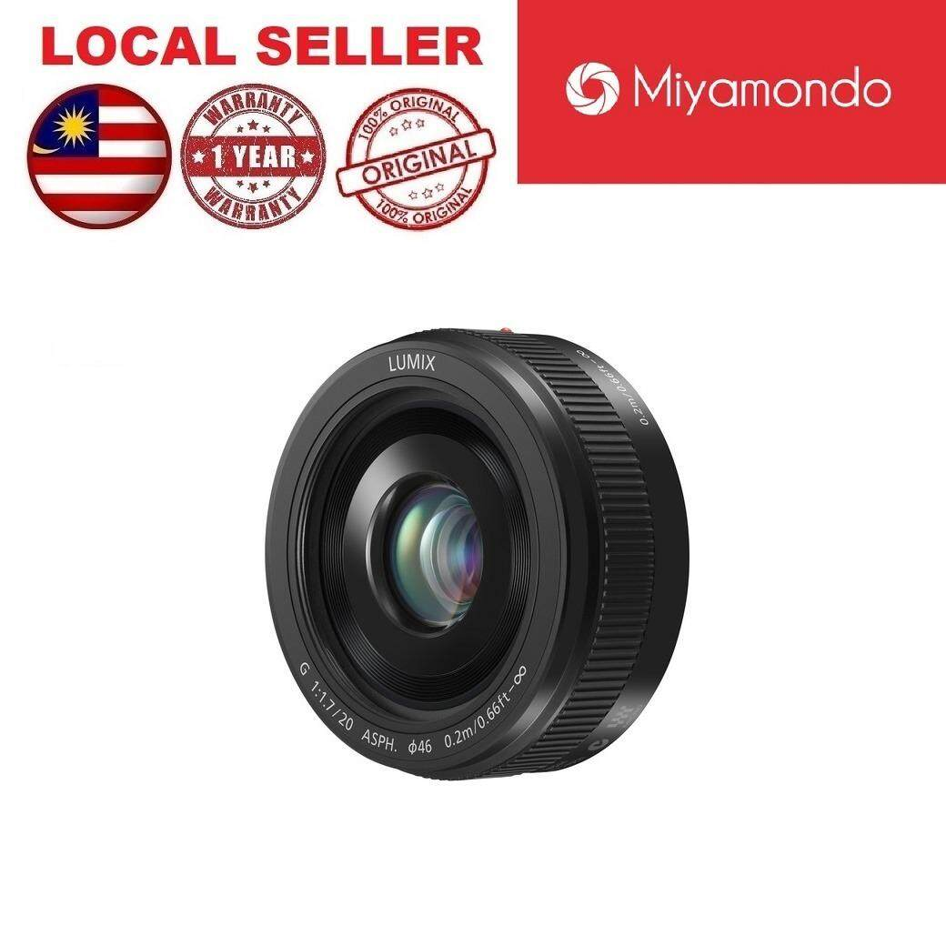 Panasonic Lumix G 20mm F17 Ii Asph Lens Price Online In Malaysia 25mm Image