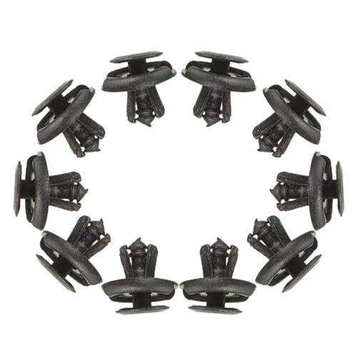 Bumper Fender Retainer Clips Fits Suzuki Grand Vitara Reno Sidekick SX4 Swift Car & Truck Fenders
