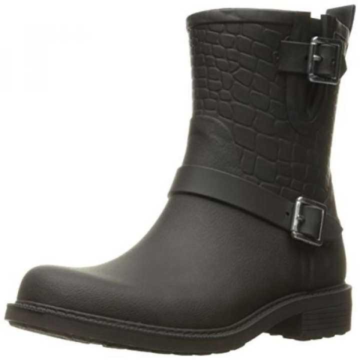 Sam Edelman Womens Keigan Rain Shoe, 9 Black, 9 Shoe, M US / From USA 773bf1
