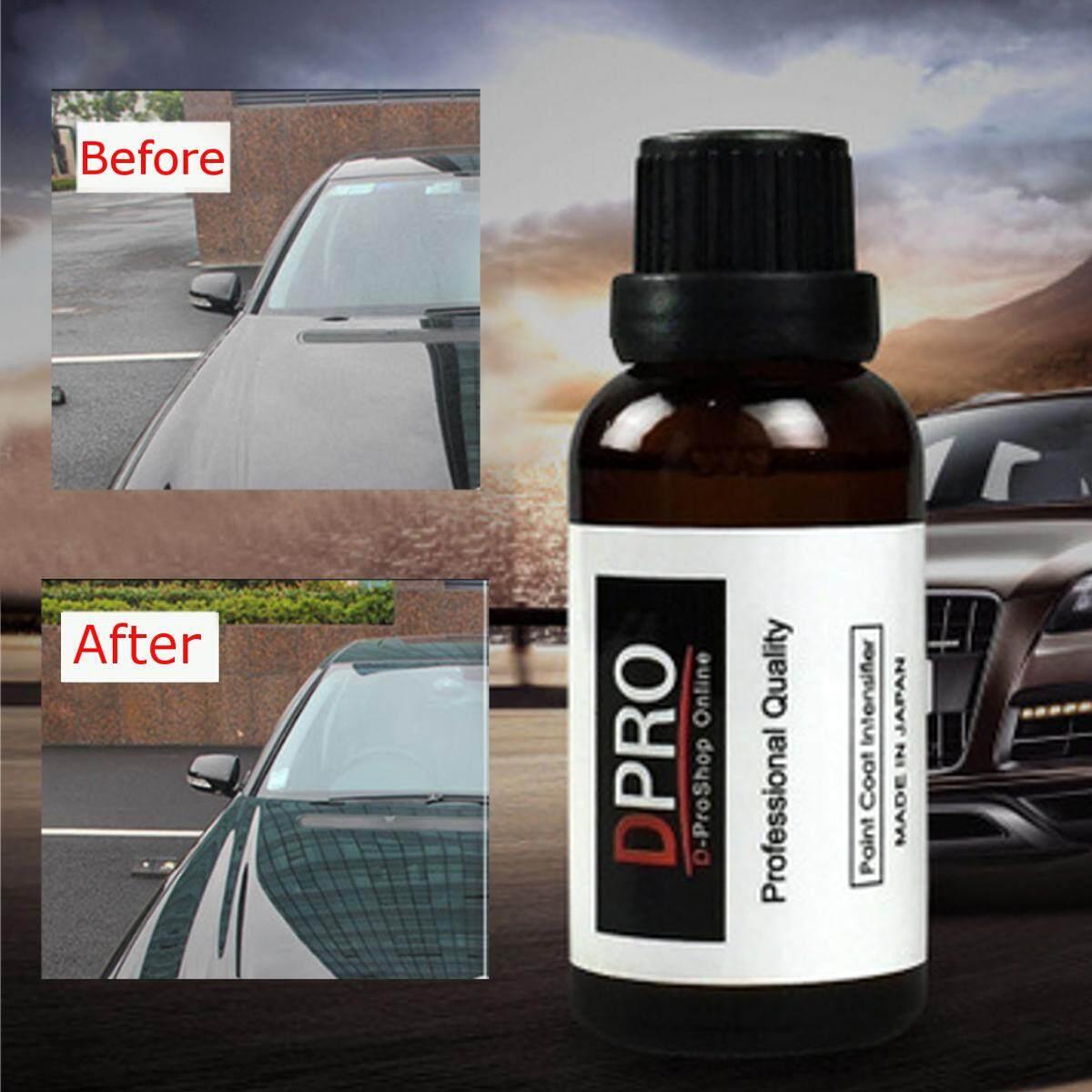 5 Pcs Crystal Coating Super Hydrophobic High Gloss Shiny Mirror Ceramic Liquid For Car