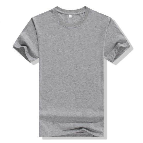 [MALAYSIA SUPPLIER,VERY FAST DELIVERY] (Size Available) (5 Color) Grey Kelabu Unisex Plain T Shirt Male Guy Man Men Boy Cloth Tops Sports T-Shirt couple Woman Female Girl Ladies Lady tee polo baju kain perempuan gadis wanita pakaian budak lelaki - intl