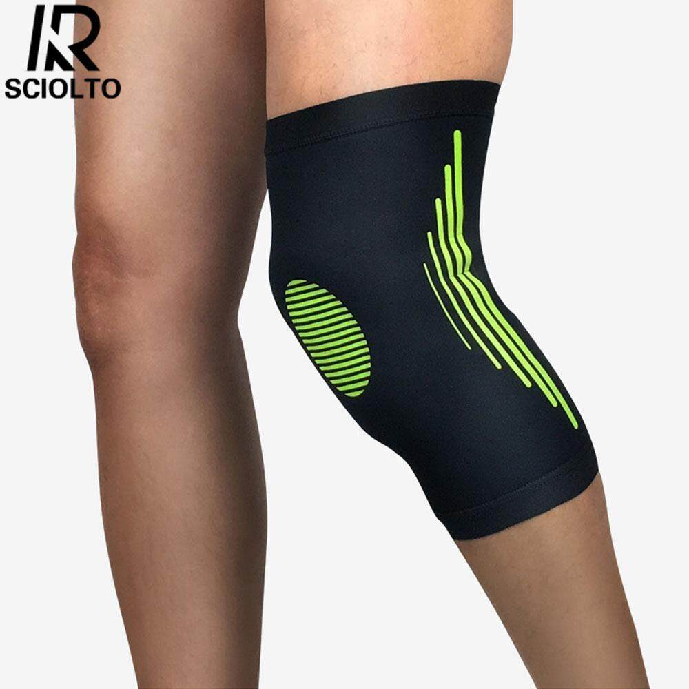 (Free Shipping for WM - Klang Valley,WM - Non Klang Valley,EM - Sabah)SCIOLTO SPORTS 1 Pcs Compression Sleeve Joint Pain Anti-Collision