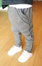 Children's Trousers Casual Feet Trousers Burst Models Boys and Girls Harem Pants LA4 LAWZX042