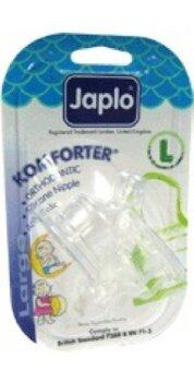 Japlo Komforter Orthodontic Large 2pcs