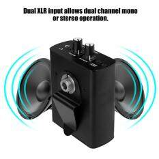 100-240V Personal In-ear Monitor Headphone Amplifier Ear Monitoring System For ANLEON S1 (UK)