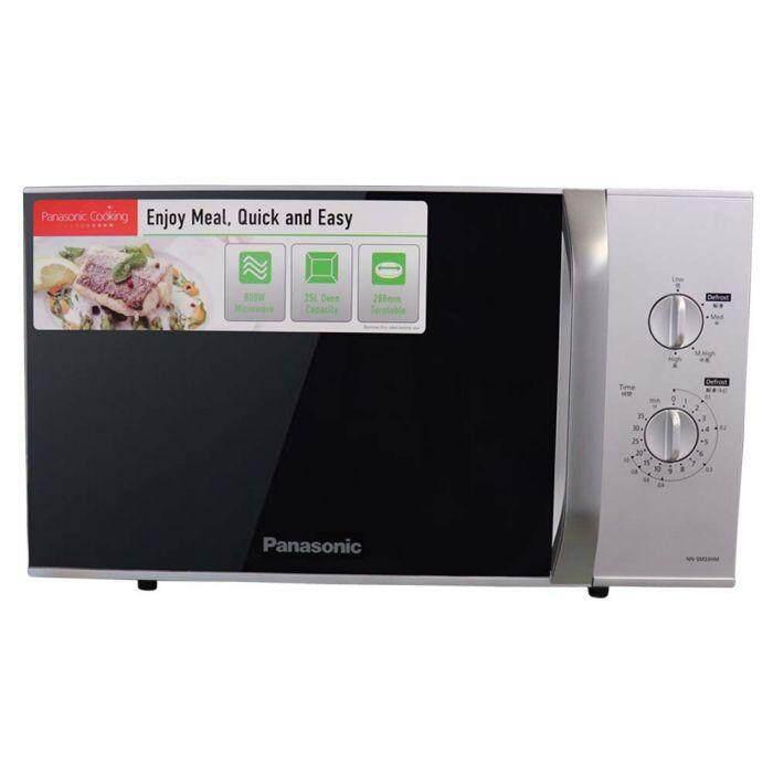 Panasonic NN-SM33HMMPQ 25L Solo Microwave Oven
