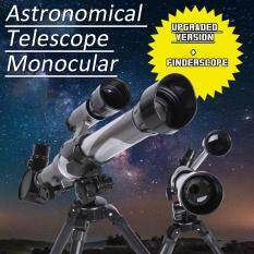 20-40X Kids Astronomical Telescope Monocular Spotting HD Night Vision w/Tripod – intl