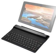 Lenovo Tab A10 BKC510 Ultra-slim Bluetooth Wireless Keyboard Cover, Spanish Version(Black) Đang Bán Tại DIYLooks