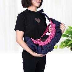 Adjustable Side Carry Newborn Baby Wrap Carrier Front Facing Infant Sling #1 – intl