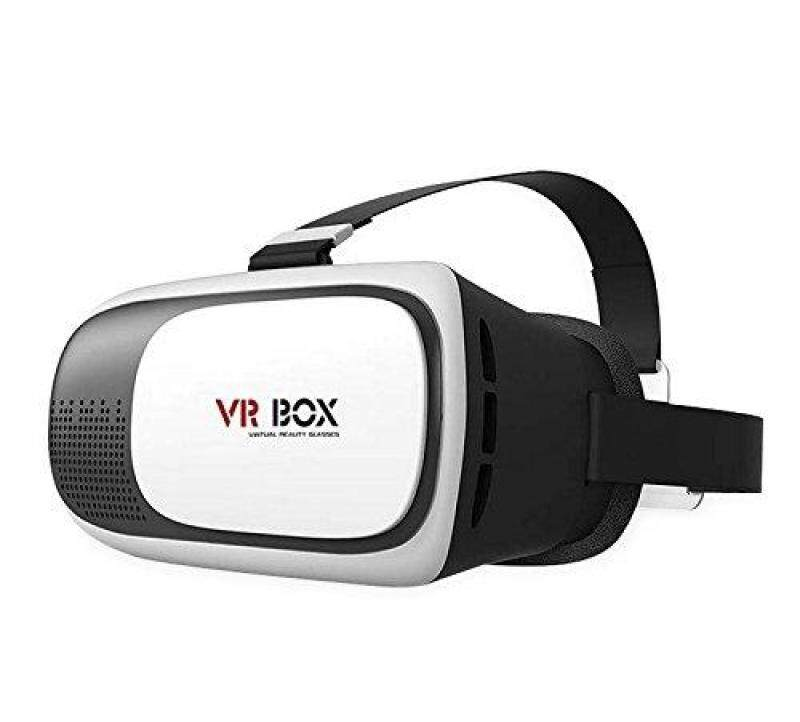 VR BOX II 3D Virtual Reality Glasses, CENBLUE 115 Degree Viewing Immersive VR Virtual Reality Headset 3D Movie Game Box For iPhone X 8 7 6/6s Plus, Other Smartphones 4.7-6.0in Screen