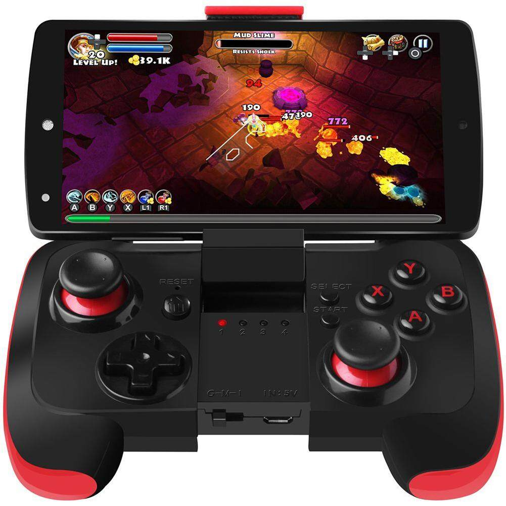 Star Mall Wireless Bluetooth Game Controller for Phone Tablet