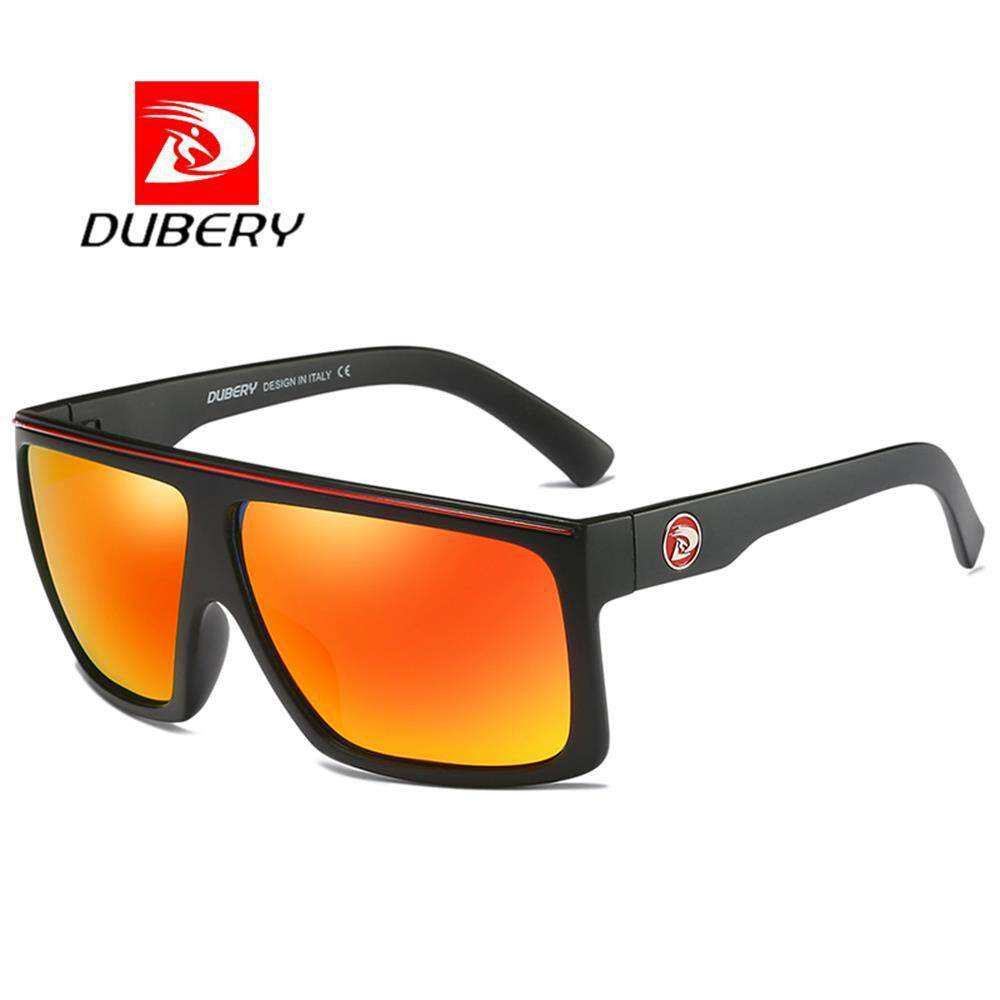 Tideshop DUBERY Men's Polarized Sunglasses Outdoor Driving Men Women Sport Glasses New