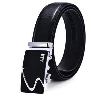 Automatic belt buckle business young juvenile student s casualmiddle-aged men belt belt tide