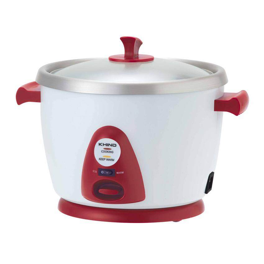 Khind Anshin Rice Cooker Rc118m 1.8l By Lazada Retail Tech-Mall.