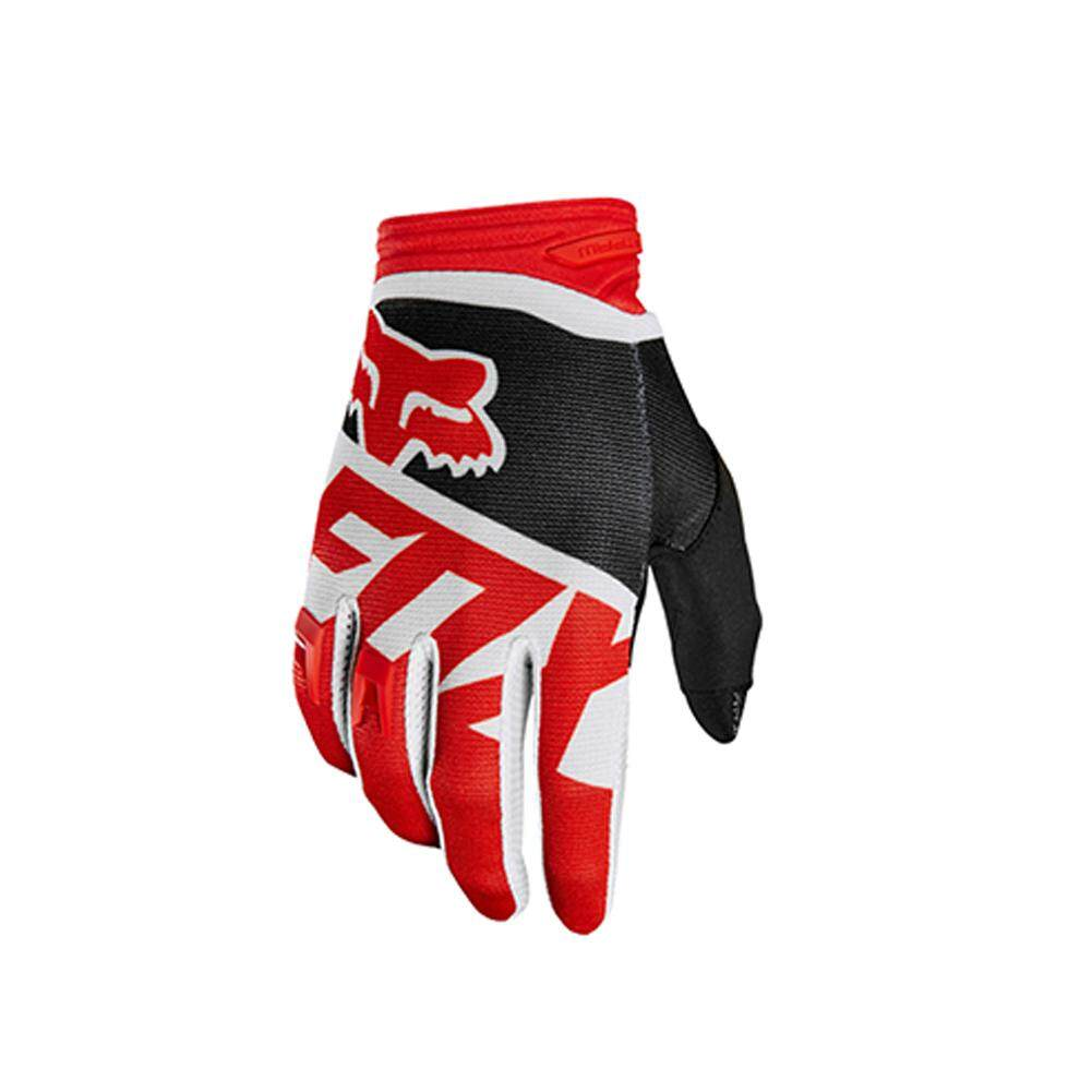 FOX Full Finger Cycling Bike Motorcycle Motorcross Outdoor Climbing Gloves M-XL