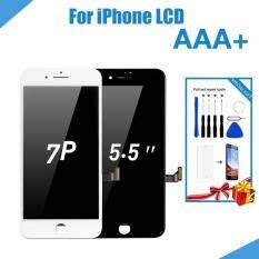 IPhone 7 Plus MÀN HÌNH Hiển Thị LCD Bộ Số Hóa Màn Hình Cảm Ứng Giá Rẻ Kính Cường Lực + Tặng Bộ Dụng Cụ Mở Bộ