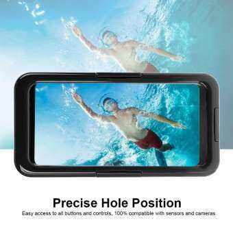 โทรศัพท์มือถือกันน้ำสำหรับซัมซุงกาแล็คซี่ S9Plus S8Plus เคสกันน้ำกันฝุ่นดำน้ำ-