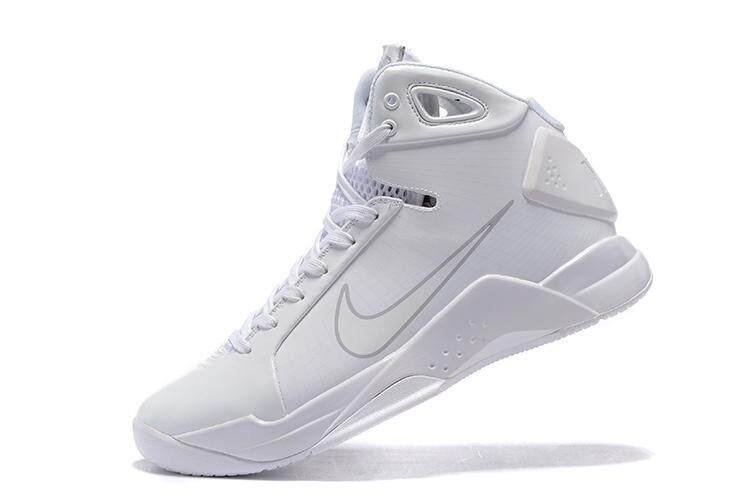 reputable site 0a35c b9a59 Nike Kobe Hyperdunk 08 Men s Basketball Shoe (White)