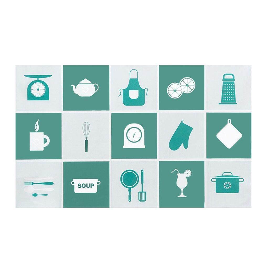 Jingle Aluminium Foil Perekat Tahan Air Stiker Minyak Dapur Kertas Dinding Anti Minyak   Lazada Indonesia