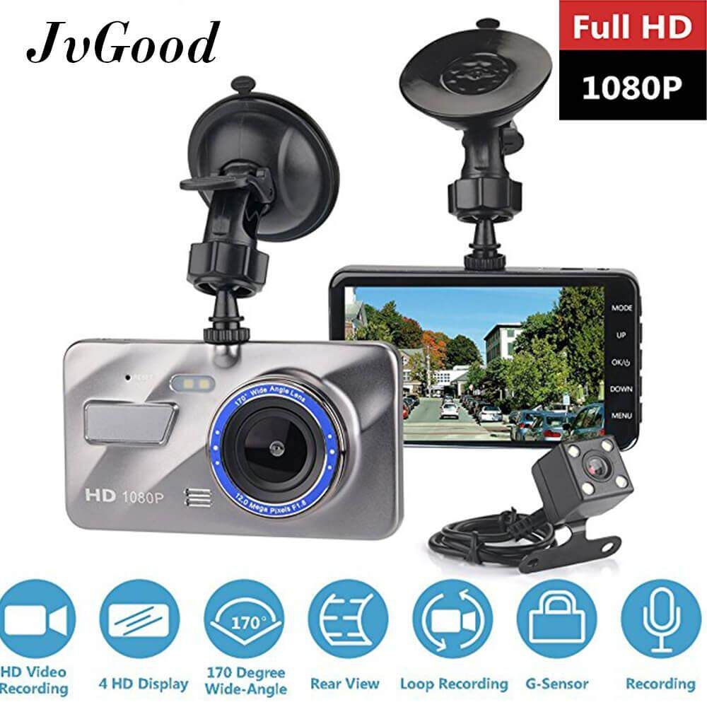 Buy Sell Cheapest Jvgood Stereo Dashboard Best Quality Product Dash Board Mobil Dual Lens Kamera Car Camera Cam 40