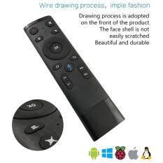 Watson Điều Khiển Giọng Nói Bay Air Mouse Cho Con Quay Hồi Chuyển Phát Hiện Game 2.4 Gam Micro Không Dây Điều Khiển từ xa Cho TV Thông Minh