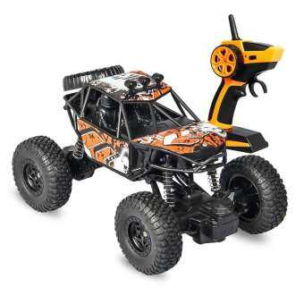 GoodGreat 1:20 RC Truks ออฟโรดรีโมทคอนโทรลรถ 2WD, Layopo Buggy Monster ของเล่นตีนตะขาบ, 2.4 GHz-