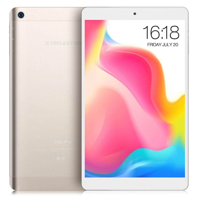 Teclast P80 Pro Tablet PC 8.0 inch Android 7.0 MTK8163 Quad Core 1.3GHz 2GB RAM 32GB eMMC ROM Double Cameras...