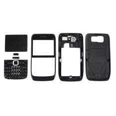 Full Housing Cover (Front Cover + Middle Frame Bezel + Back Cover + Keyboard) for Nokia E63(Black) Đang Bán Tại SUNSKY