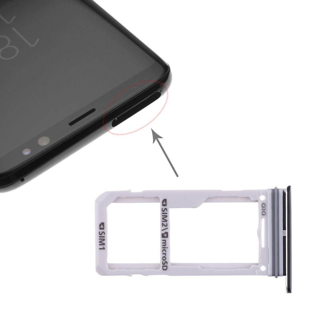 Samsung Galaxy S8 Sd Karte.2 Sim Card Tray Micro Sd Card Tray For Galaxy S8 S8 Black