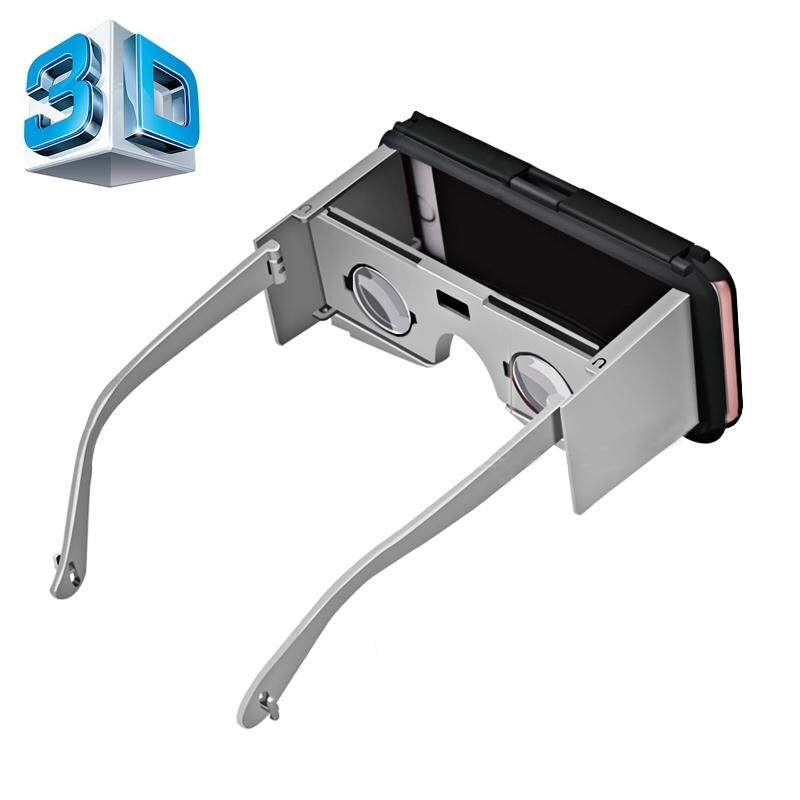 Vr Case 2 Virtual Reality 3D Video Glasses With Protective Case Function For Iphone 6 Plus And 6S Plus