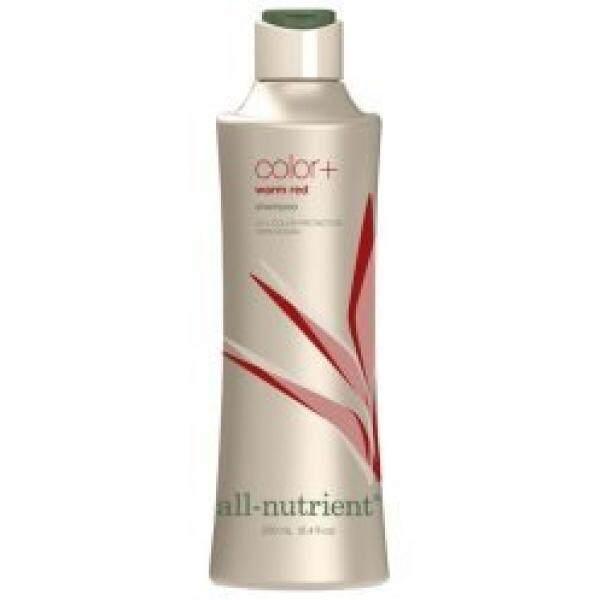 All Nutrient Warm Red Color + Shampoo 8.4 oz