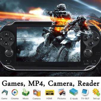 8GB 4 3in Built-in Classic Games Machine Portable Game Handheld Player  Handheld Video Music Players Gift for Boys