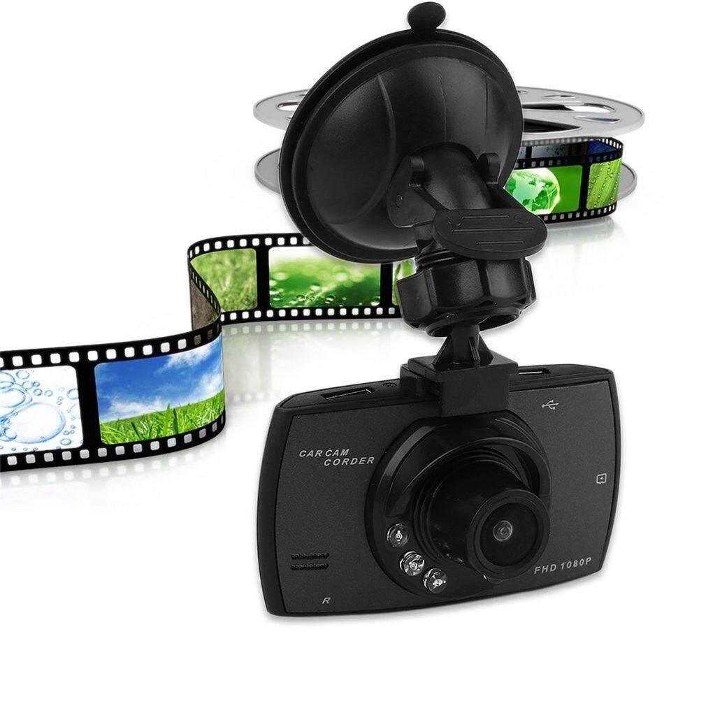 Yika 1080 P 2.7 tft Lcd Camera Full Hd Dash Cam Vụ Tai Nạn Đầu Ghi Hình Ghi Tầm Nhìn Ban Đêm