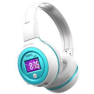 Tai Nghe Bluetooth Stereo Zealot B570, Tai Nghe Không Dây Hifi, Màn Hình LCD Có Micrô Chơi Thẻ TF Đài FM thumbnail